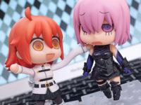 【マンガで分かる!Fate/GO】とりかえっこフェイス「シールダー/マシュ・キリエライト」4日予約開始、ねんどろいどの再販も決定
