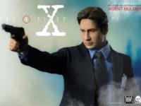 【X-ファイル】「モルダー捜査官 1/6スケールアクションフィギュア」発売決定、近日予約開始