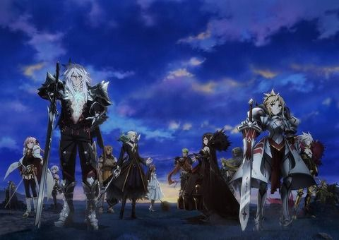 【Fate/Apocrypha】2017年TVアニメ化決定! 制作:A-1 Pictures