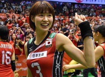 【祝】女子バレー木村沙織選手、一般男性と結婚おめでとうございます!