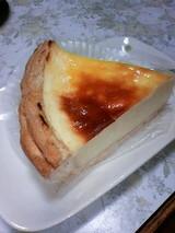 北海道ミルク?チーズケーキ