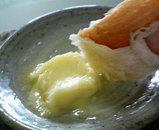 朝ごはんバター