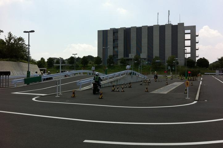 Tokyu driving school 2011_8_9 01