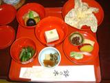 精進料理(鎌倉)