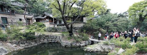 【最近出来た伝統庭園】韓国三大庭園の一つ、城楽園が初の一般公開