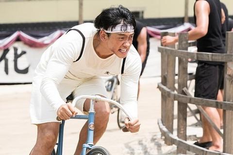 【韓流】映画『自転車王オム・ボクドン』~日本の最強選手たちを撃退!(主演ピほか)