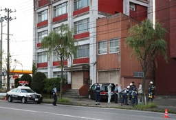 【国内】新潟市の朝鮮総連で倒れた男性見つかる~県本部、施設内に荒らされた跡