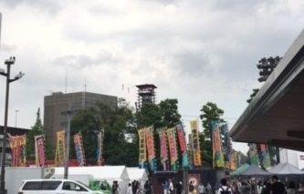 2017年5月27日両国駅 (2)
