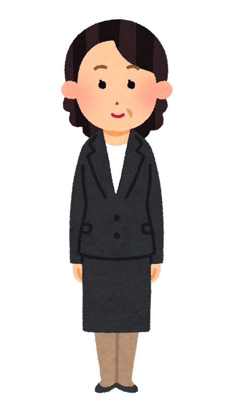 stand_businesswoman_obasan