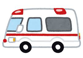 救急車が来てるのに、「女ですがなにか?」みたいな態度で道路を渡る女性が存在するらしい