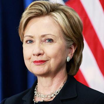 ヒラリークリントン大統領候補