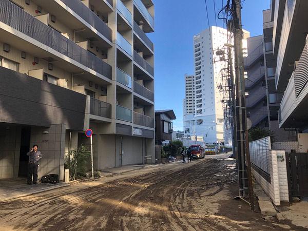 👀武蔵 小杉 うんこ タウン