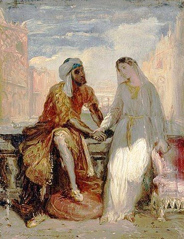 375px-Othello_and_Desdemona_in_Venice_by_Théodore_Chassériau