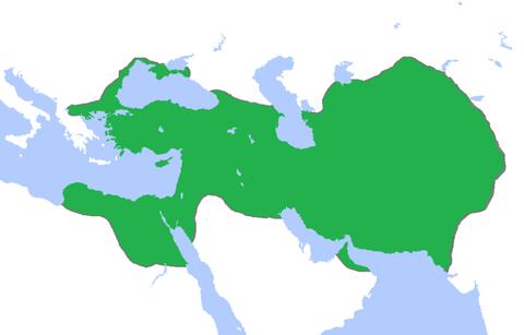 Achemenids500BC