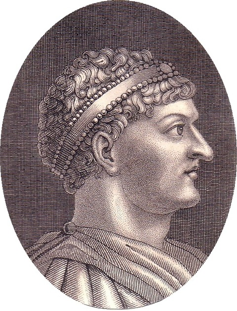 Honorius_steel_engraving