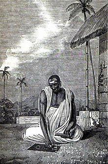 Hindu_astronomer,_19th-century_illustration
