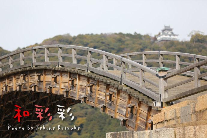 2661橋越しの城