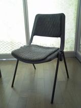 和紙の椅子