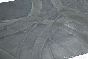 珪藻土を使った創作デザイン和紙 (3)