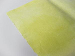 雲竜紙の染和紙
