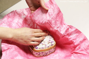 バレンタインラッピング(ボックス等) (8)