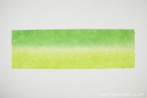 グラデーション染色和紙5