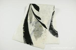 創作和紙7(墨デザイン)別アングル