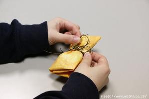 バレンタインラッピング(小袋タイプ) (1)