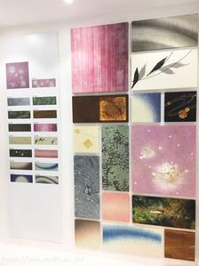 Japan Shop 2017 asakurashigyo (和紙アートパネル)