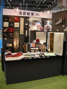 第69回東京インターナショナルギフトショー春2010(ブース写真)