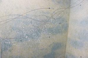 リバーシブル和紙屏風 (2)