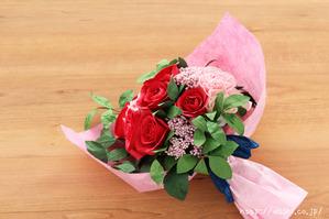 紙婚式オーダーメイドギフトの和紙ブーケ・花束 (1)
