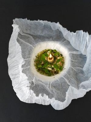 和紙の器 Inori by Yoshihiro Narisawa