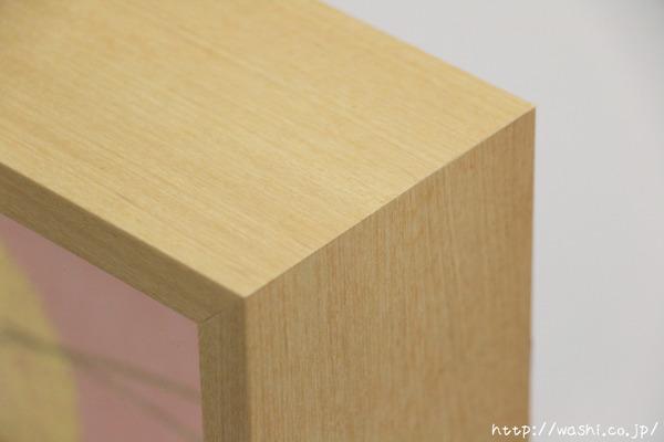 結納品のリメイクアートボックス「アレンジ自在なナチュラルテイスト立体額」 (3)