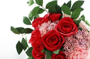 紙婚式オーダーメイドギフトの和紙ブーケ・花束 (3)
