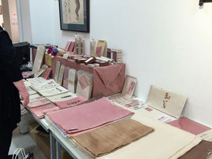 上田手漉和紙工場さんの和紙小物たち