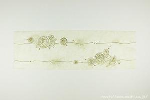 創作デザイン和紙6(花柄)