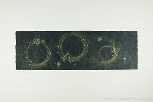 創作デザイン和紙5(花柄)