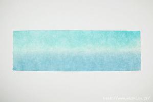 グラデーション染色和紙4