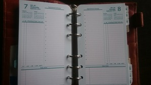 フランクリン手帳