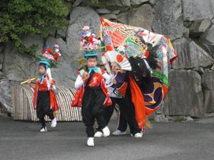 20121014獅子舞1
