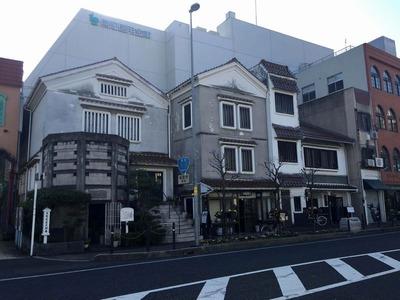 鳥取駅前の近くにある鳥取民藝美術館