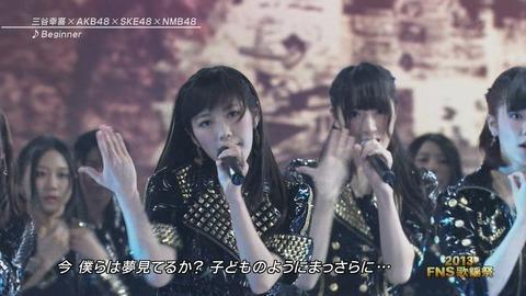 FNS歌謡祭Beginner_2