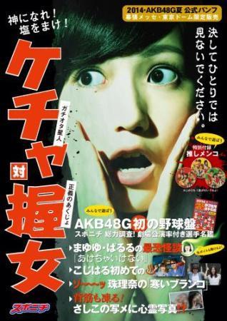 2014・AKB48G夏 公式パンフ