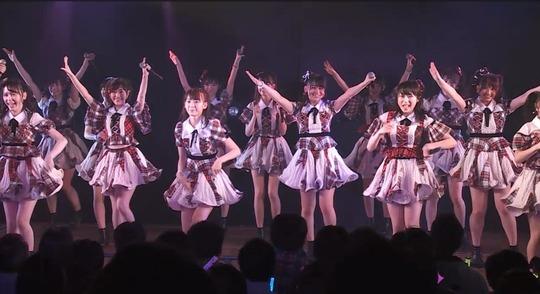 アイドル公演_まゆゆ56