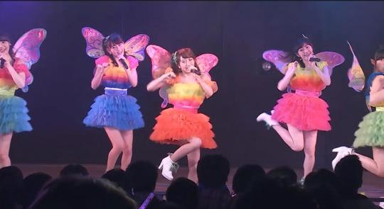アイドル公演_まゆゆ29