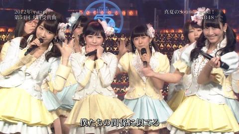 レコード大賞AKB48_6