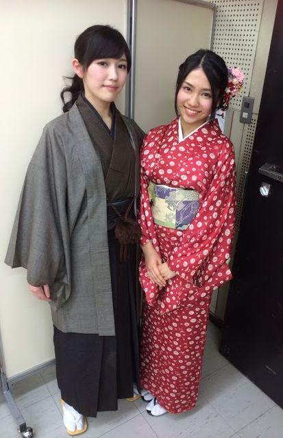 渡辺麻友と田野優花