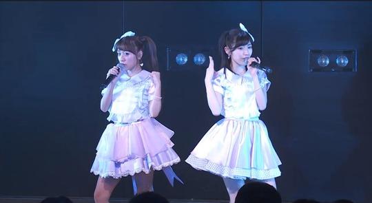 アイドル公演_まゆゆ43