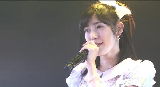 アイドル公演_まゆゆ48